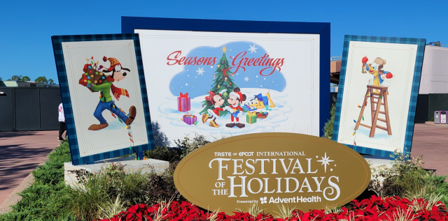Disney looking for performers for Epcot Festival of the Holidays 1