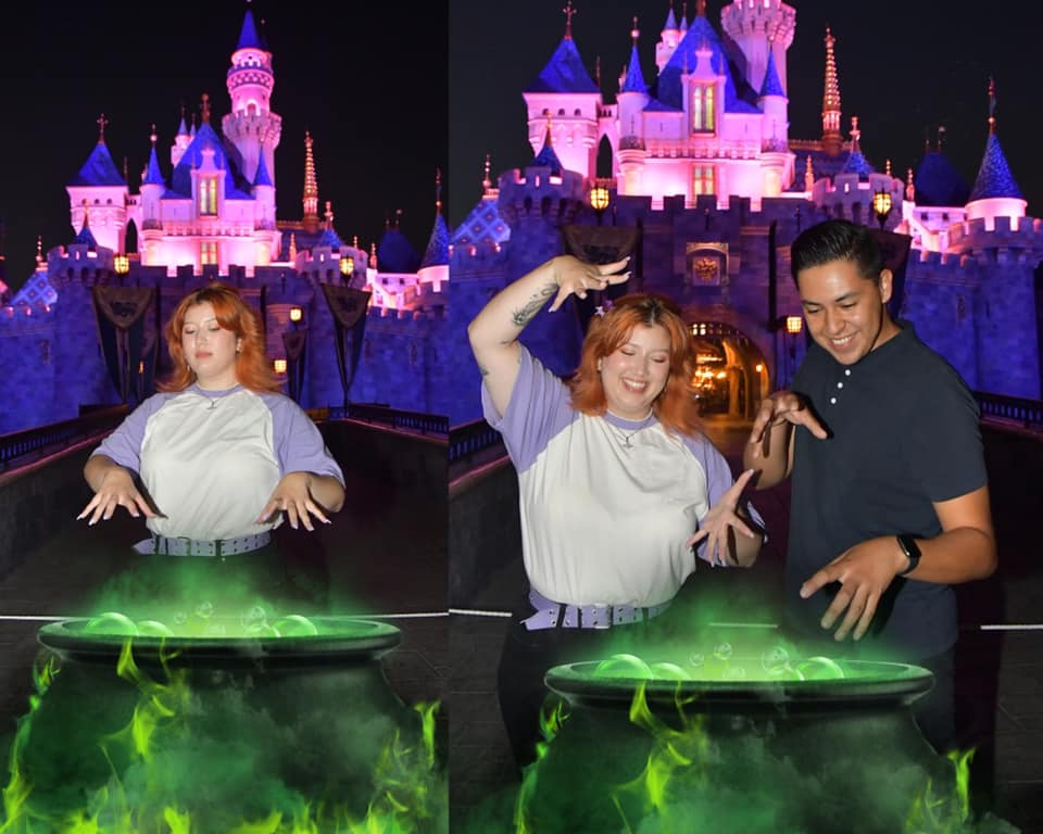 Special Halloween Magic Shots Now Available at Disneyland 2