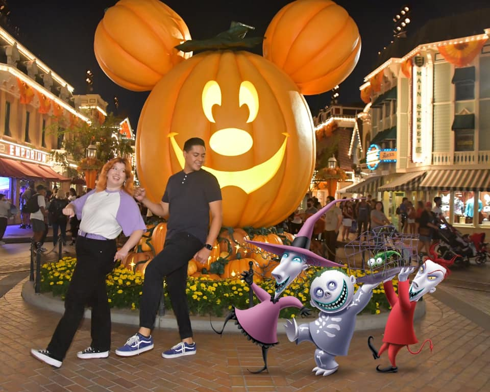 Special Halloween Magic Shots Now Available at Disneyland