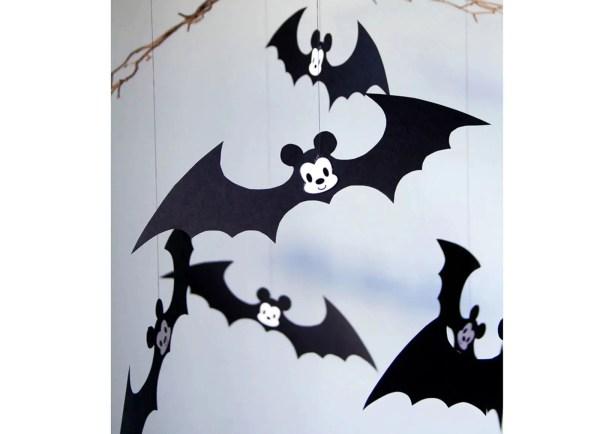Mickey bat mobile