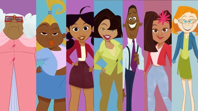 See the Star-Studded Guest List for 'The Proud Family: Louder and Prouder' Coming to Disney+ 1
