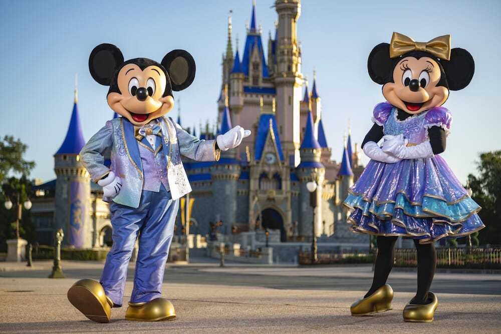 Southwest Airlines giving away 50 trips to Walt Disney World for the 50th Anniversary