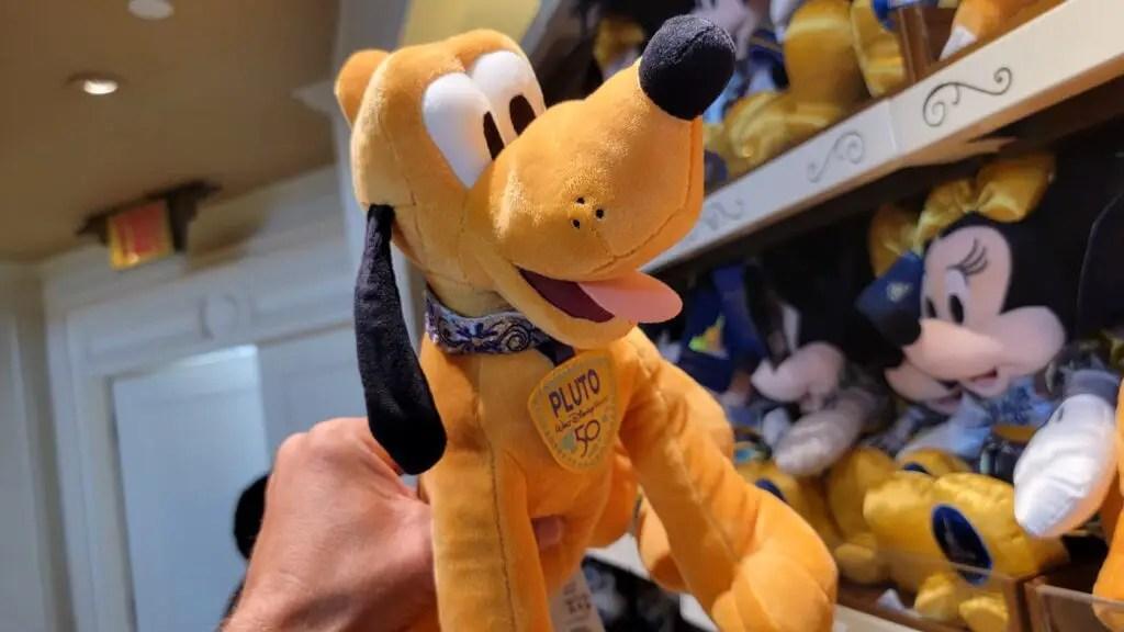 Disney World 50th Anniversary Collections at the Magic Kingdom 19