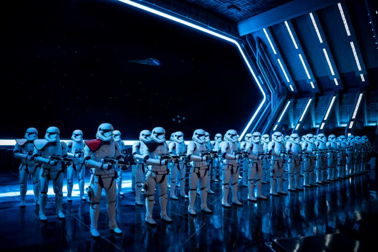 Disney changes virtual queue process for Rise of the Resistance