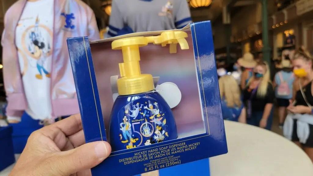 Disney World 50th Anniversary Collections at the Magic Kingdom 4
