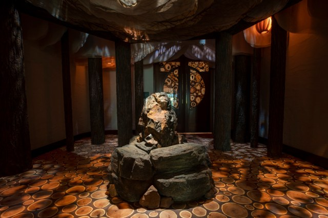 All-New Tenaya Stone Spa is Now Open in Disney's Grand Californian Hotel 2