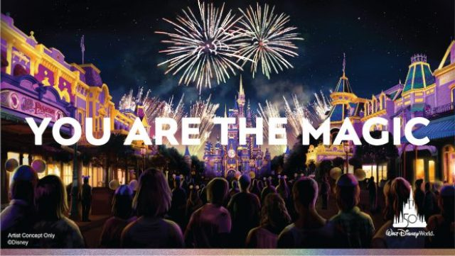 Sneak Peek at the new original song 'You Are the Magic' featured in Disney Enchantment 2