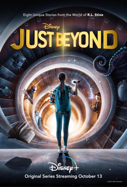 'Just Beyond' All-New Original Series from the World of R.L. Stine Coming to Disney+ 2