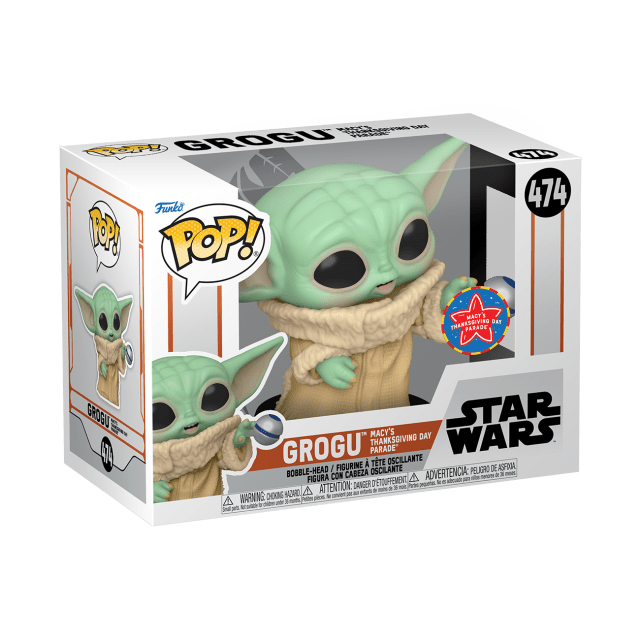 Baby Yoda is coming to Macy's Thanksgiving Day Parade! 3