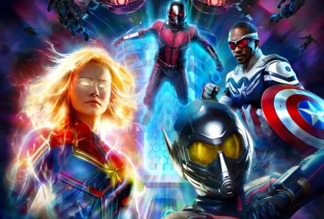 Marvel Stars help bring the Magic onboard the Disney Wish