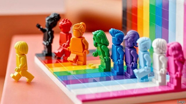 LEGO Announces Removal of Gender Labelled Products from Stores to Promote Inclusivity 2