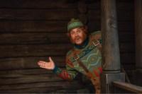 Oaken will host Arendelle: A Frozen Dining Adventure on the Disney Wish 3