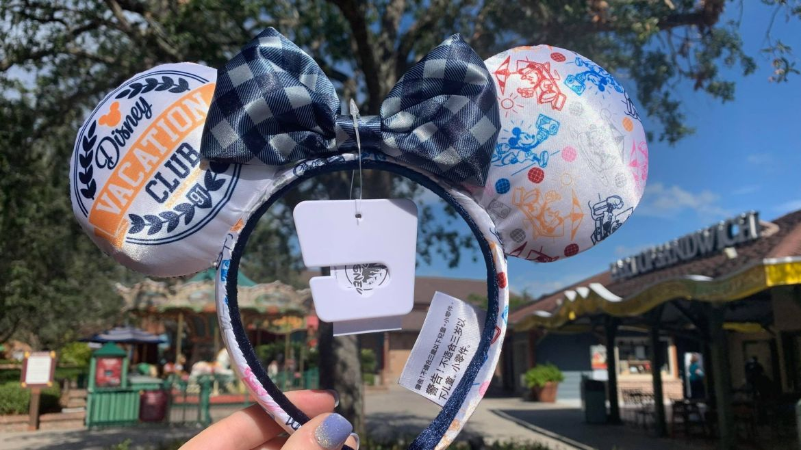 Bright And Colorful New DVC Minnie Mouse Ears