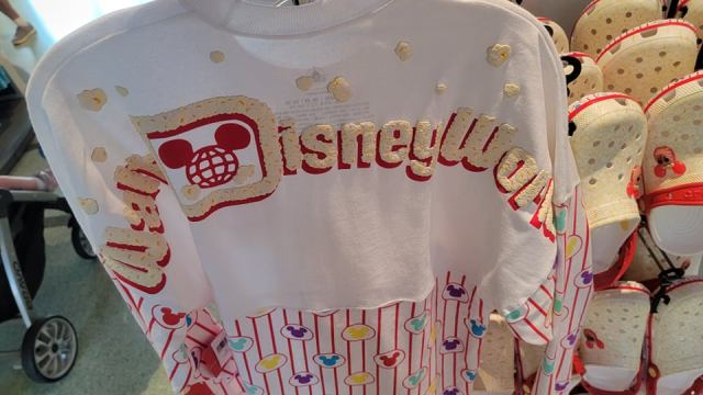New Scented Popcorn Spirit Jersey now available at the Magic Kingdom 3
