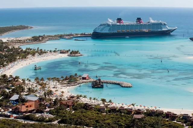 Disney Cruise Line 2023 Destinations Announced 1