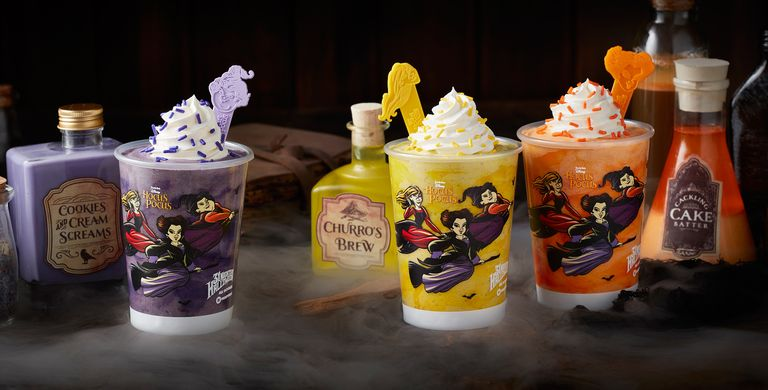 Carvel serves up 3 new Hocus Pocus shakes for Freeform's 31 Nights of Halloween