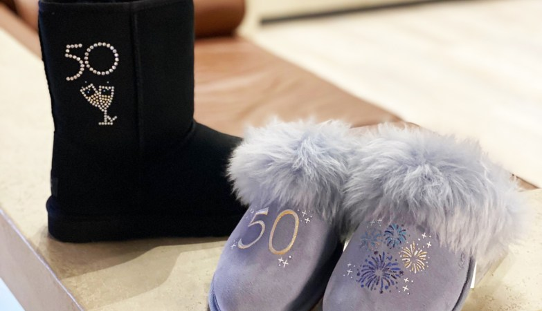 50th Anniversary UGG Shoes