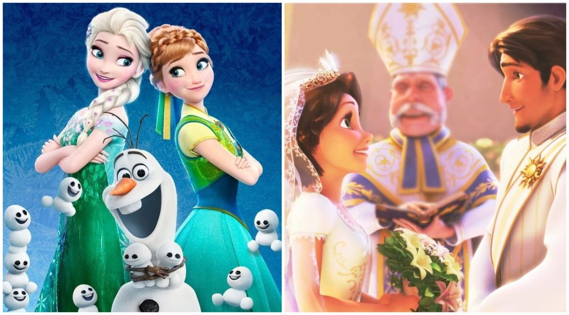 'Frozen Fever' and 'Tangled Ever After' are Finally Coming to Disney+