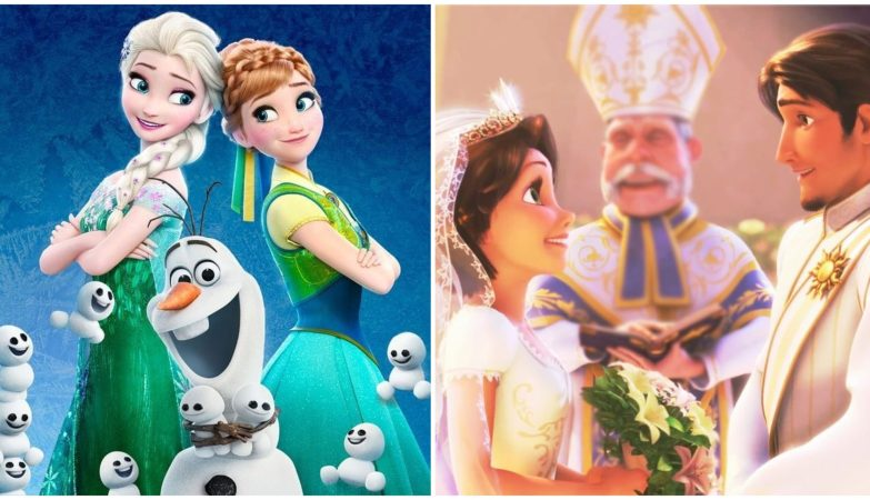 'Frozen Fever' and 'Tangled Ever After' are Finally Coming to Disney+ 2