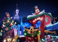 Disneyland Paris Celebrates New Incredible Offerings for Christmas 4
