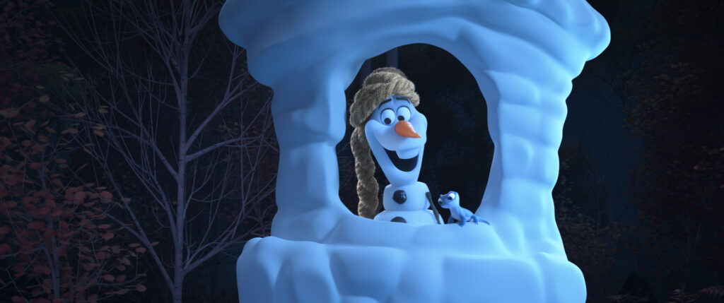 First look at Olaf Presents coming to Disney+ in November 7