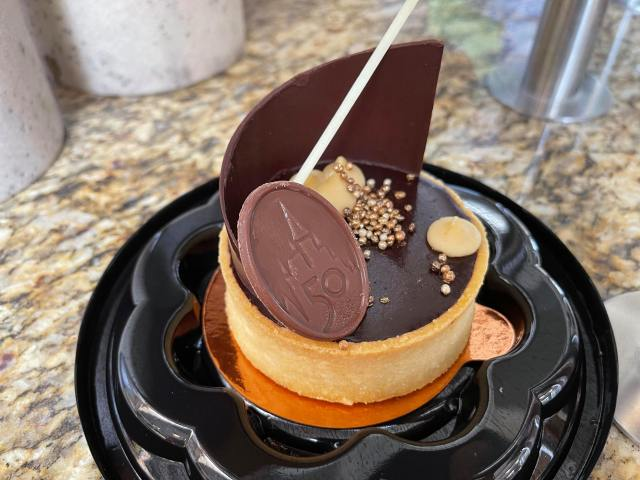50th Anniversary Peanut Butter-Banana Pie is a sweet treat at the Contempo Cafe 7
