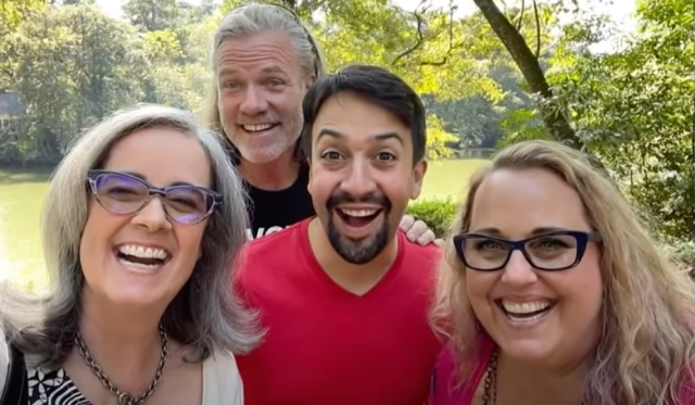 Lin-Manuel Miranda Recorded a Special Video for an Absent Student's Skeptical History Teacher 2
