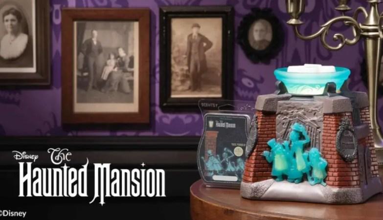 Haunted Mansion Scentsy
