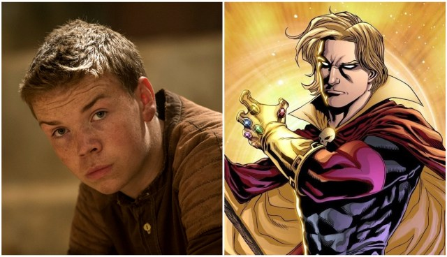 Will Poulter Cast as Adam Warlock in 'Guardians of the Galaxy Vol. 3' 1