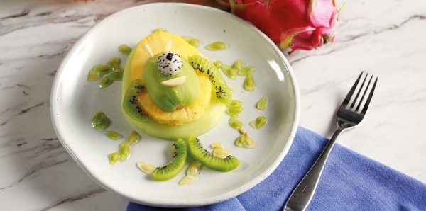 Mike Wazowski Fruit Snack