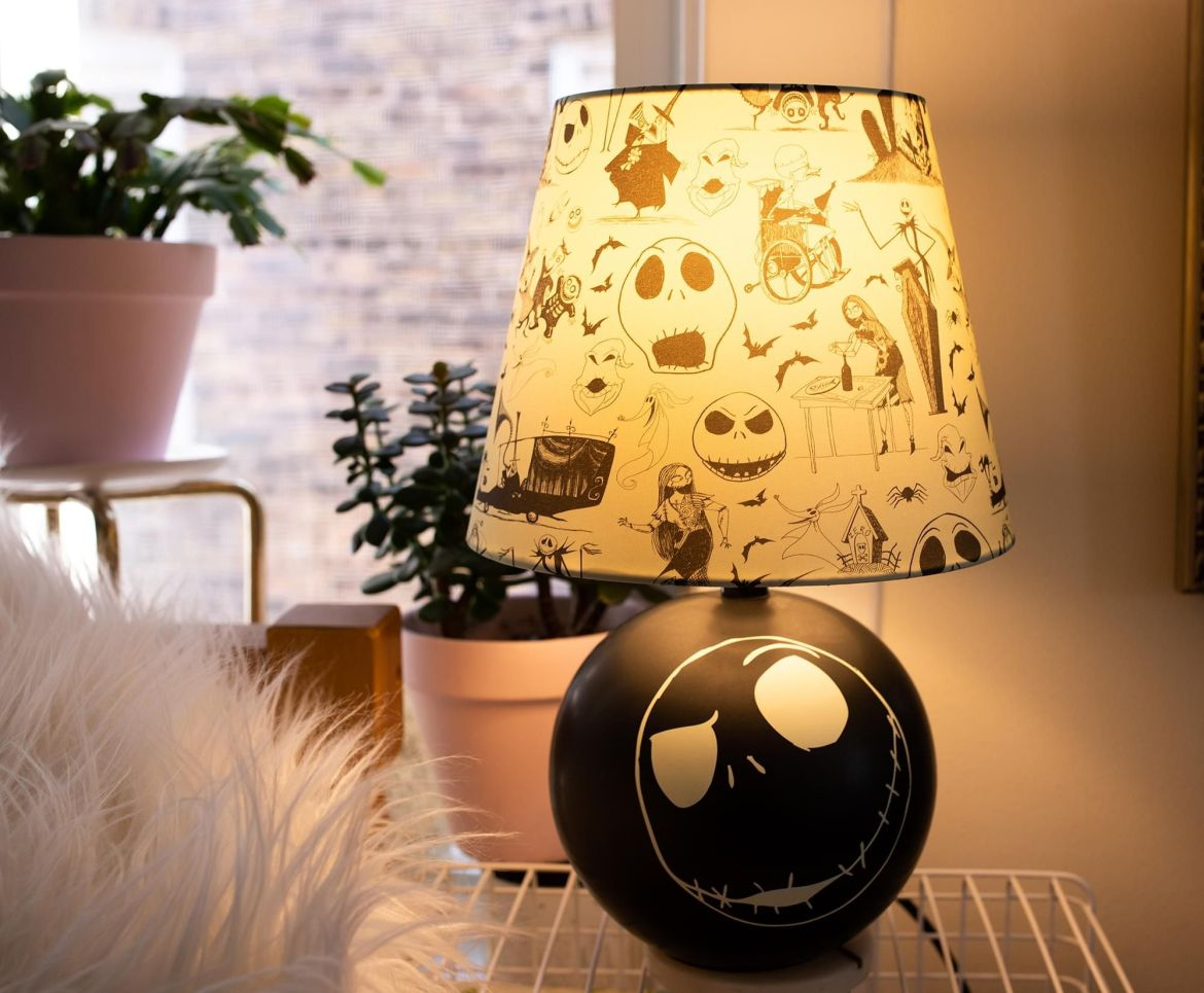 The Nightmare Before Christmas Lamp And More