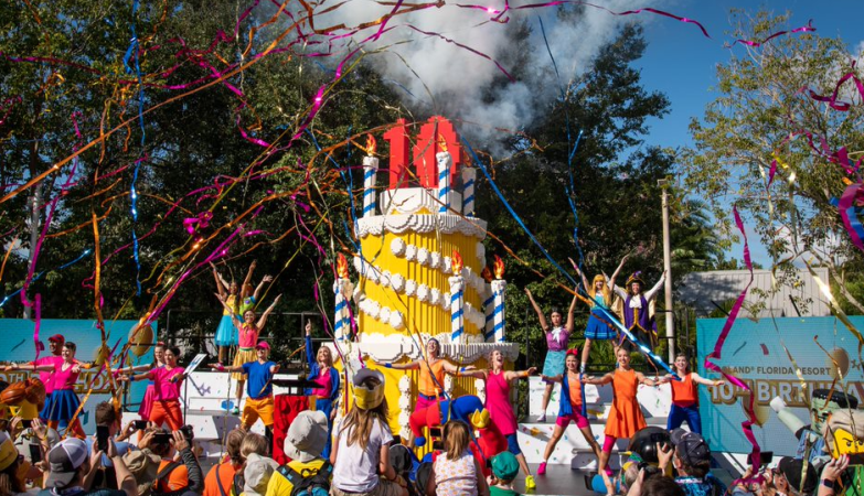 LEGOLAND Florida Announces New 2022 Attractions and Events 1