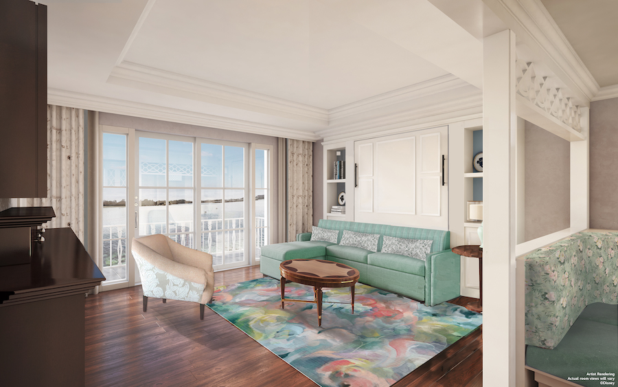Disney Vacation Club Expanded Accommodations Coming to Disney's Grand Floridian Resort 6