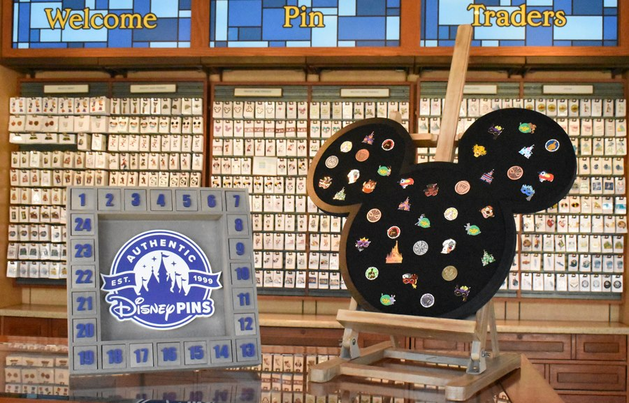 New way to Pin Trade at Walt Disney World with Mystery Boxes