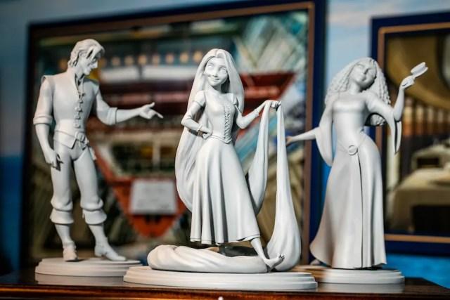 New Disney Wish Exhibit Now on display at Walt Disney Presents in Hollywood Studios 2