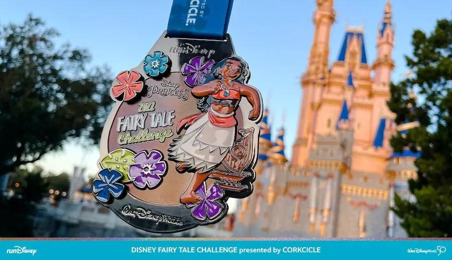 2022 Disney Princess Half Marathon Weekend Medal Reveal