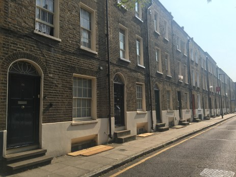 London Row Houses (photo credit jodie holton)