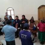 Posesión del Comité Impulsor de Turismo en Chipaya