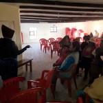 Jornadas de Sensibilización Turística en Chipaya