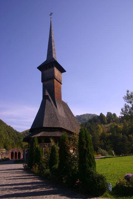 Barsana Monastery church