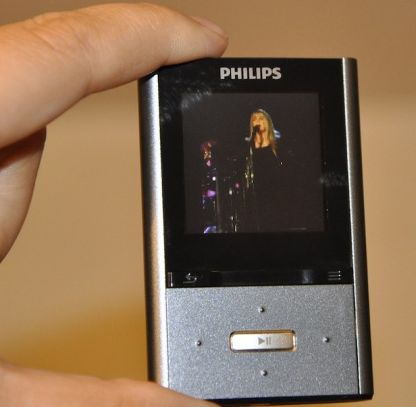 Philips GoGear Vibe 8GB Review 2010 Model