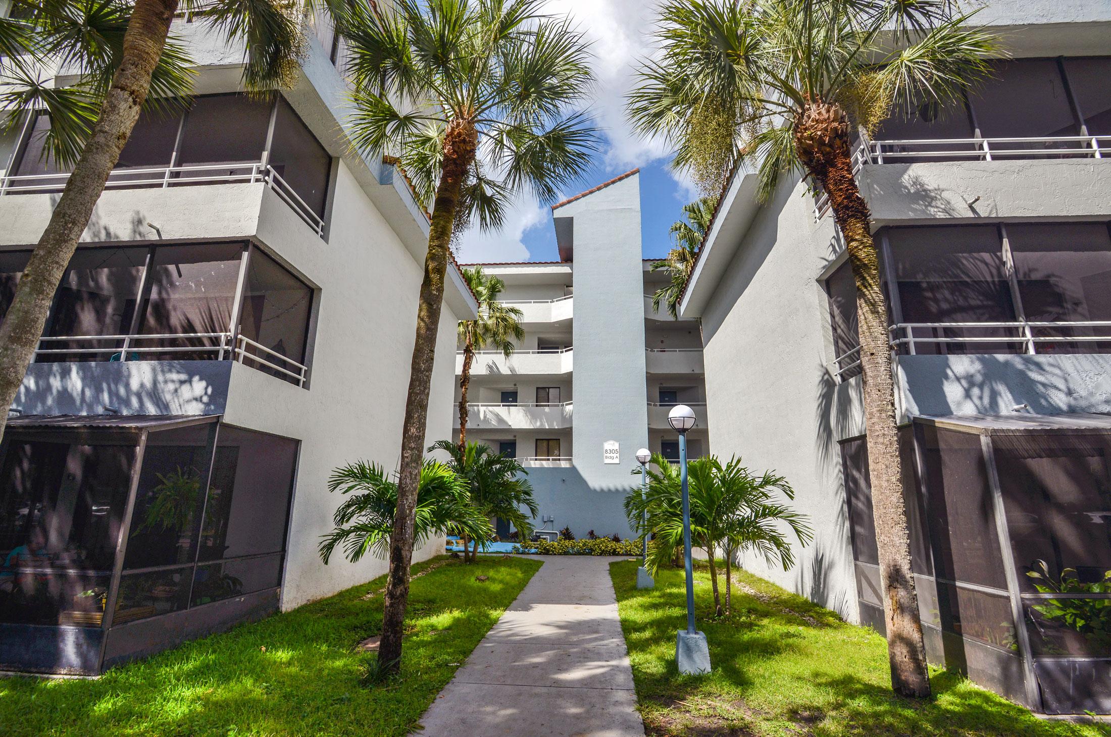 Condo for Sale Miami FL - 8305 SW 152nd Ave, A-109, Miami FL 109