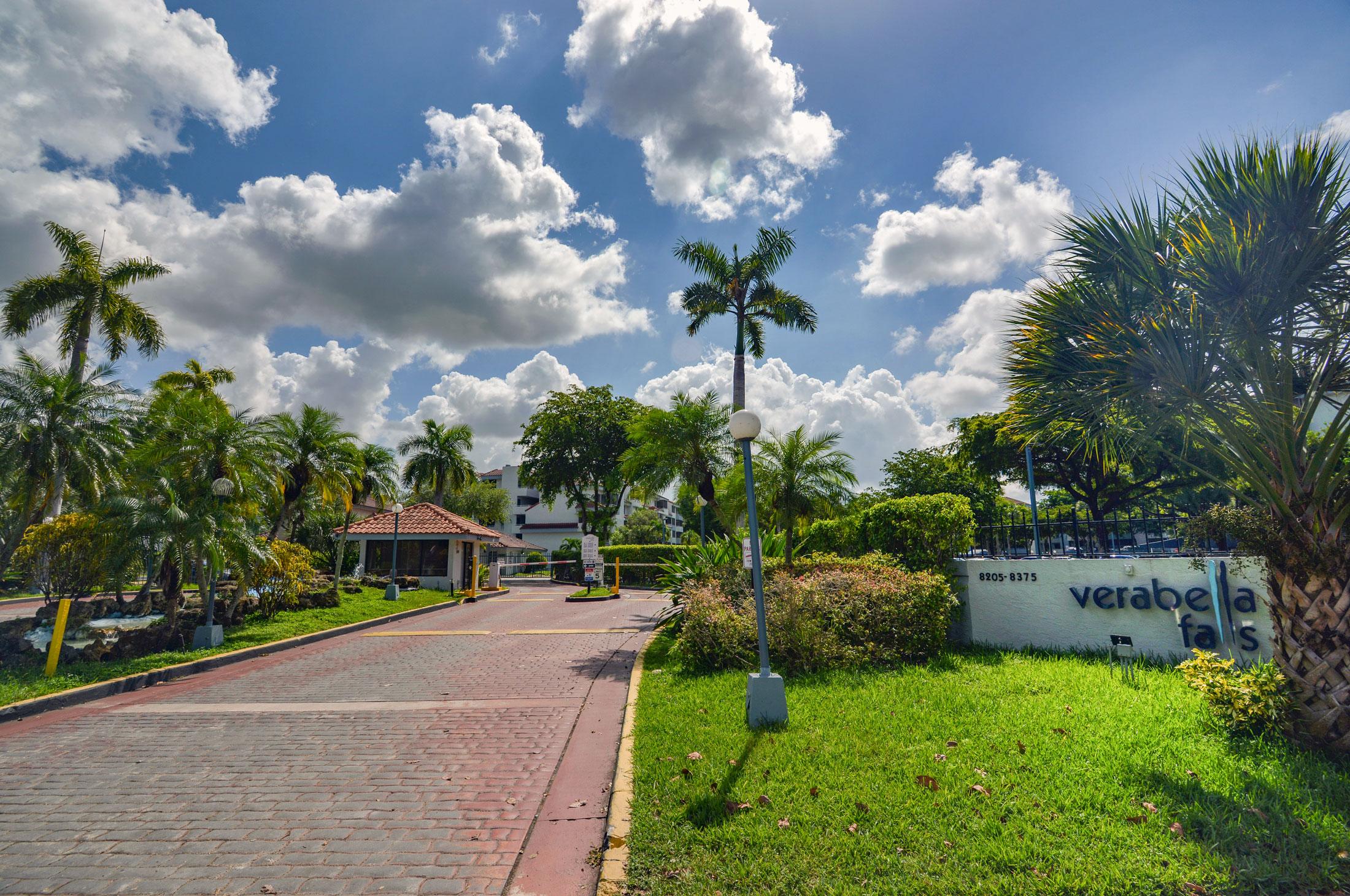 8305 SW 152nd Ave, A-109, Miami FL 33193 main entrance