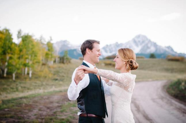 Destination Wedding in Colorado Resort