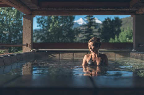 Best places to stay in Colorado Resort private tub