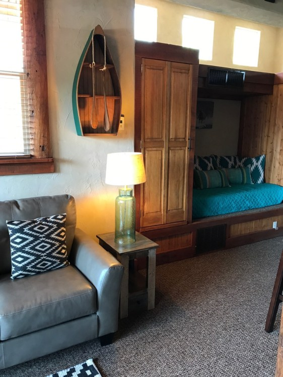 Accommodations Ridgway Colorado Hotel Day bed