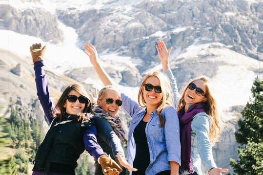 Colorado Vacation Girl's Getaway Packages