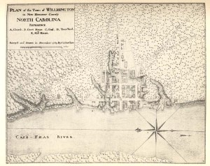Wilmington_NC_Map_1769 houston