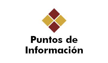 PUNTOS DE INFORMACION