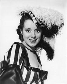 Young Elsa Lanchester Burlesque Revue